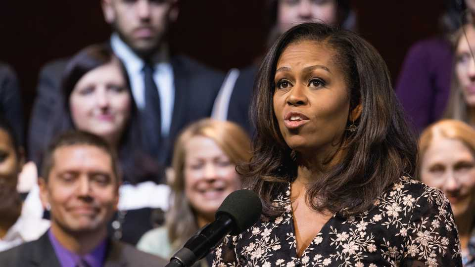 Michelle Obama Suffered Miscarriage And Conceived Both Daughters Via IVF