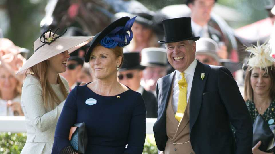 Sarah Ferguson Says She Is Divorced 'To' Not 'From' Prince Andrew