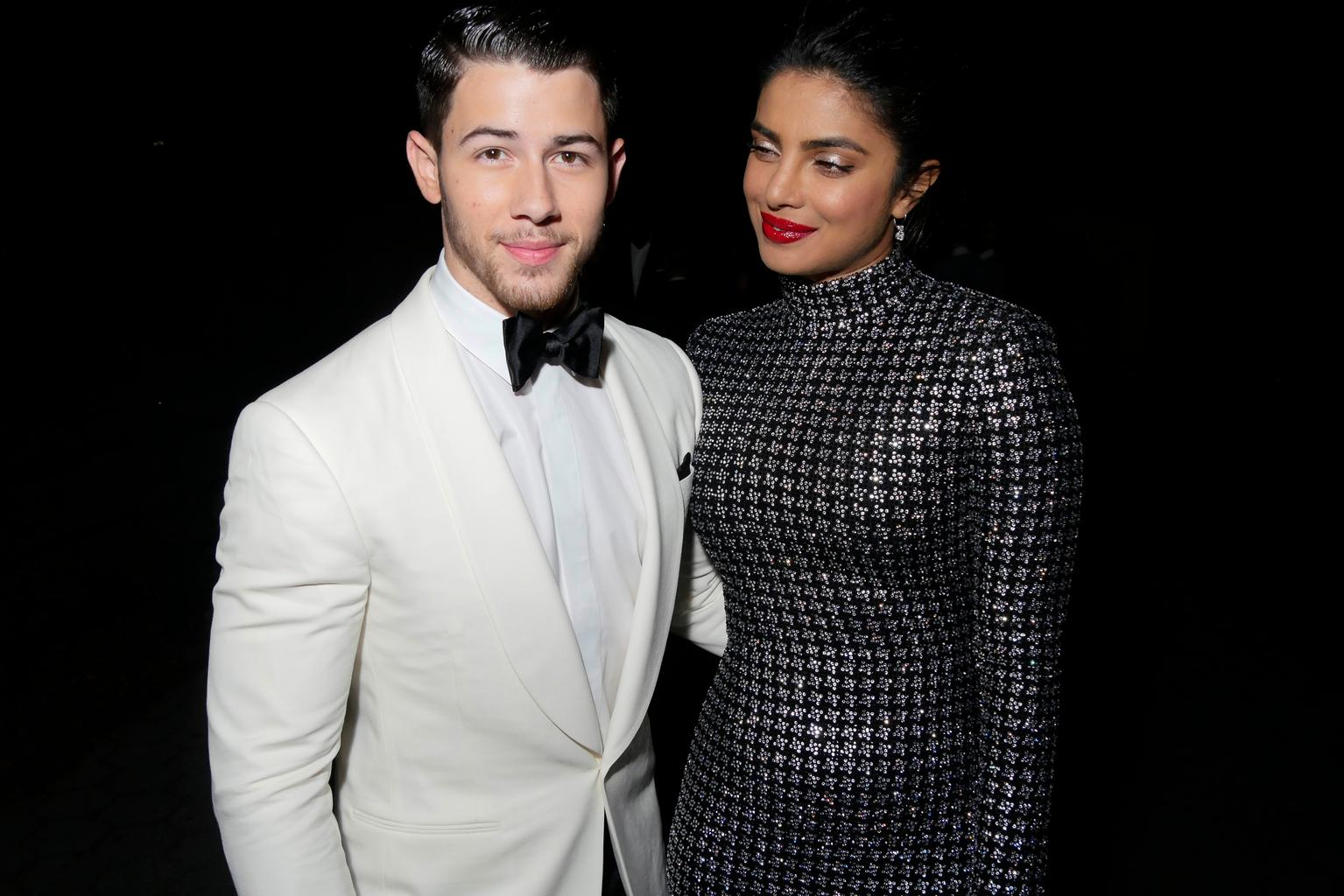 Priyanka Chopra, Nick Jonas Celebrate Thanksgiving With Family in Delhi