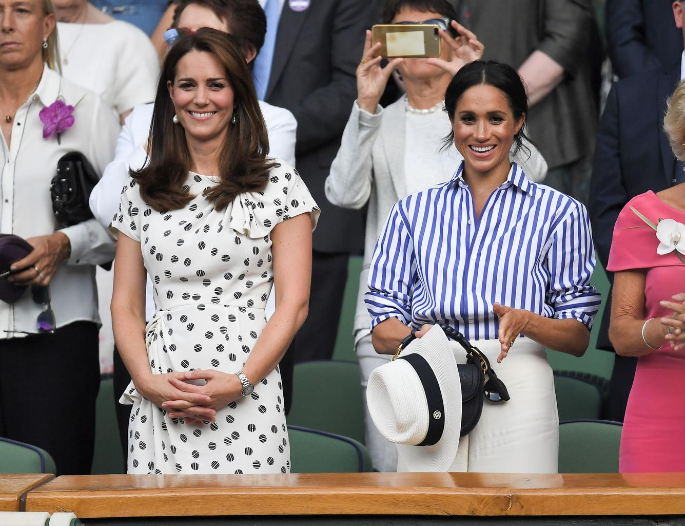 Serena Williams tells Meghan Markle: Stop being so nice