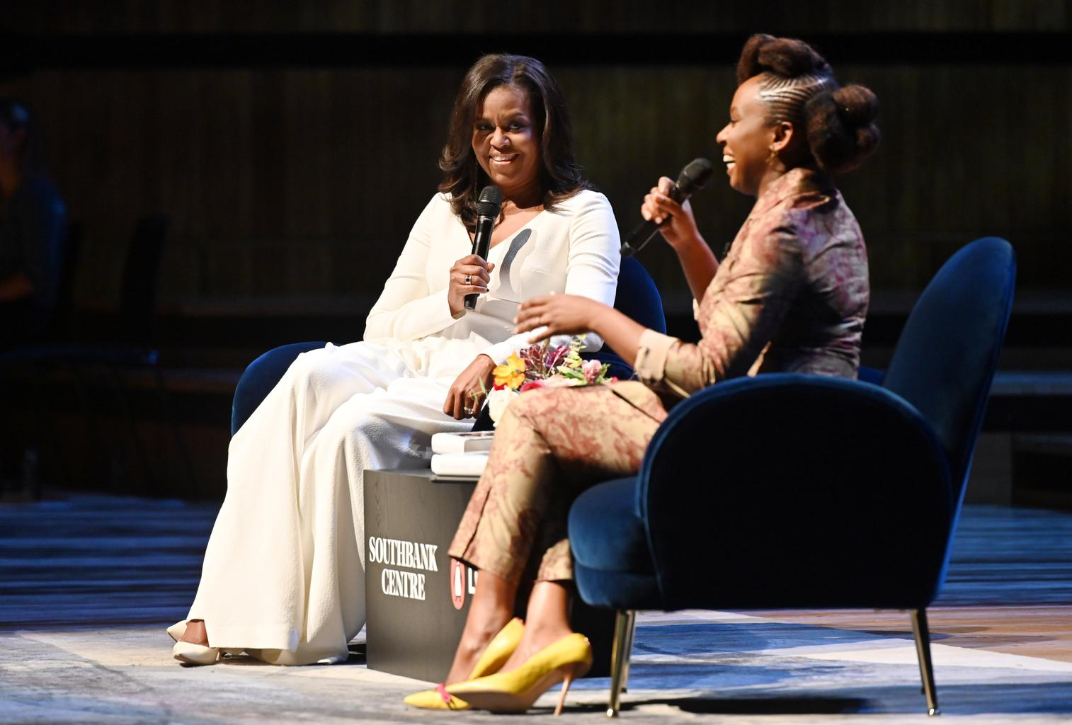 Michelle Obama advice for Meghan Markle