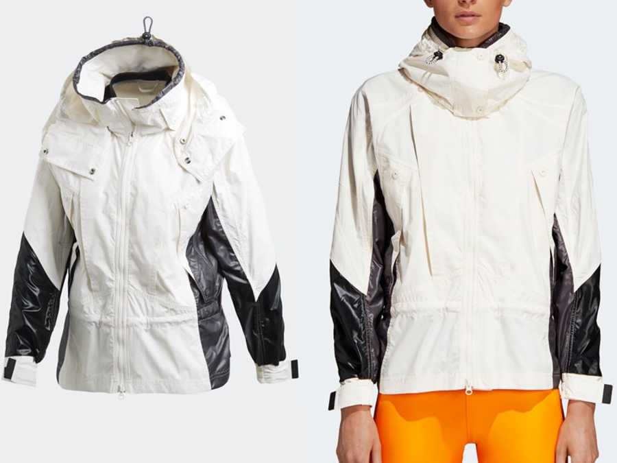 Wednesday -  Adidas By Stella McCartney, Run Ultra Tech Jacket, £199.95