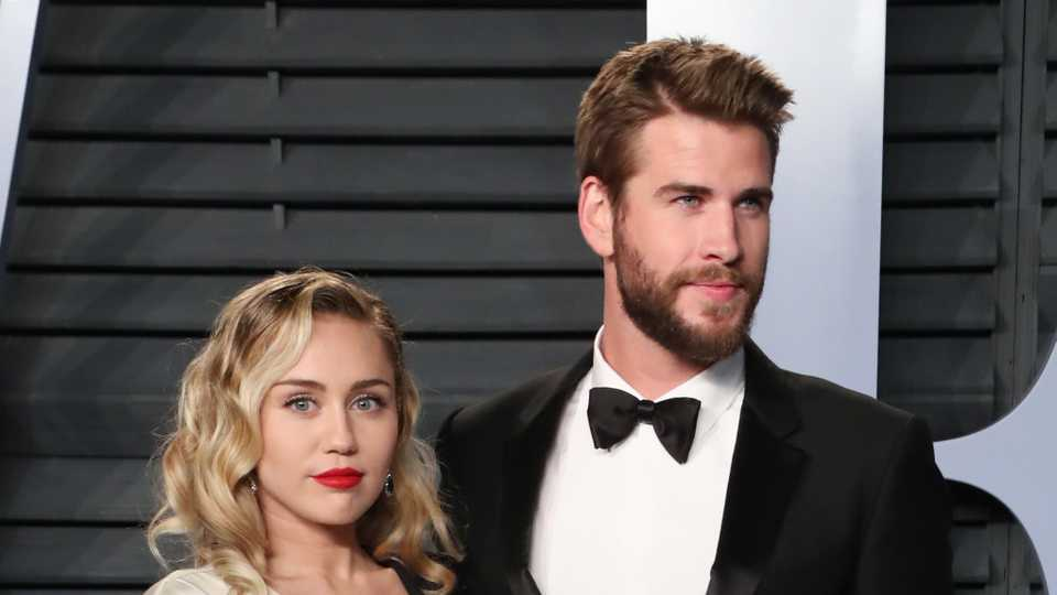 Miley Cyrus Confirms Marriage To Liam Hemsworth With Gorgeous Photos