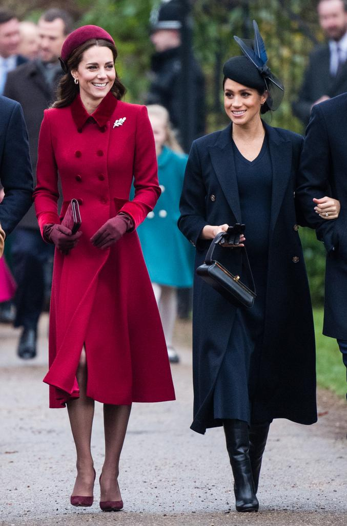 Meghan Makle outfit: Pregnant Duchess of Sussex WOWS in bright colours