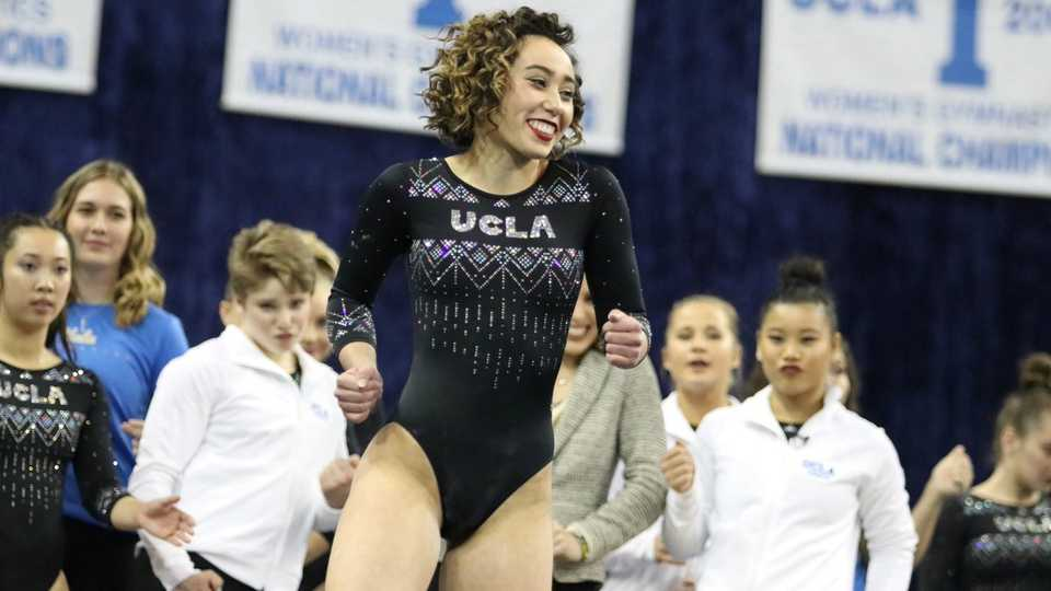 The Story Behind Gymnast Katelyn Ohashi's Viral Routine Might Make You Weep