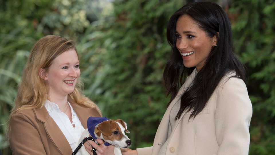 Meghan Markle Had The Best Response To Being Called 'A Fat Lady'