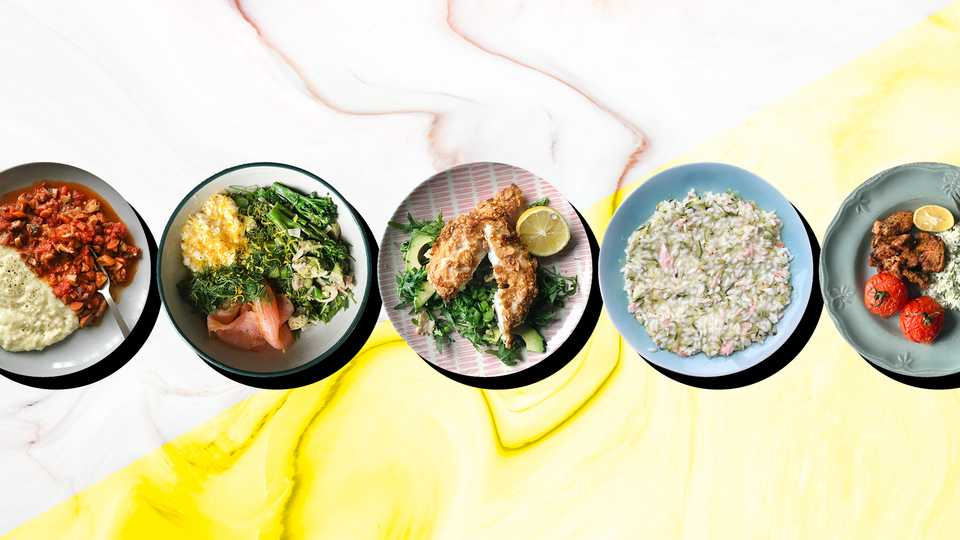5 Meals, 5 Nights, No Waste: An Amazing Pork Souvlaki And 'Posh Chicken Nuggets' Everyone Will Be Obsessed With