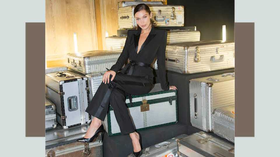 Luggage is The New Status Symbol: Are You An Away Or A Rimowa Woman?