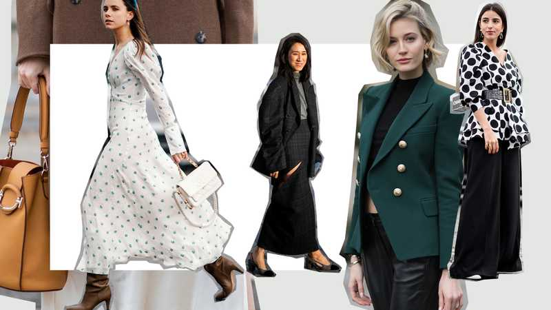5 Outfits To See You Through The Working Week