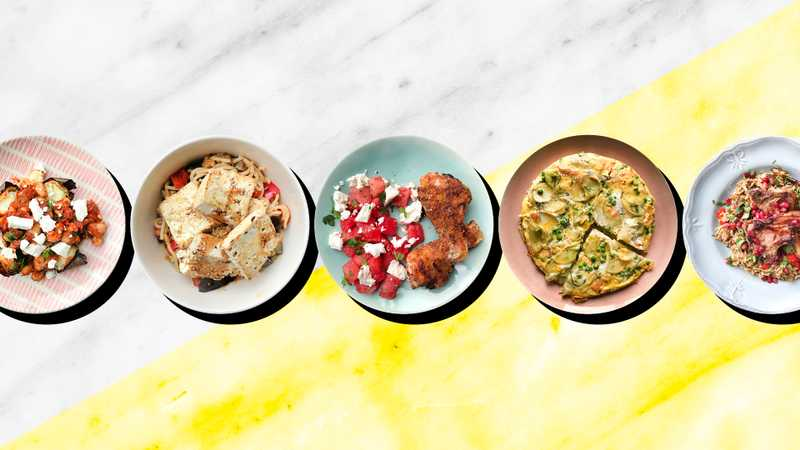 5 Meals, 5 Nights, No Waste: Easy Fried Chicken With A Healthy Twist