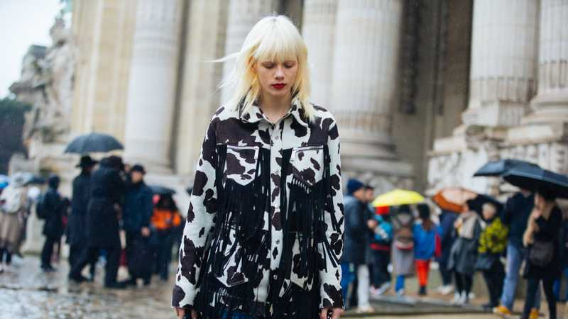 Move Over Leopard, There's A New Animal Print In Town