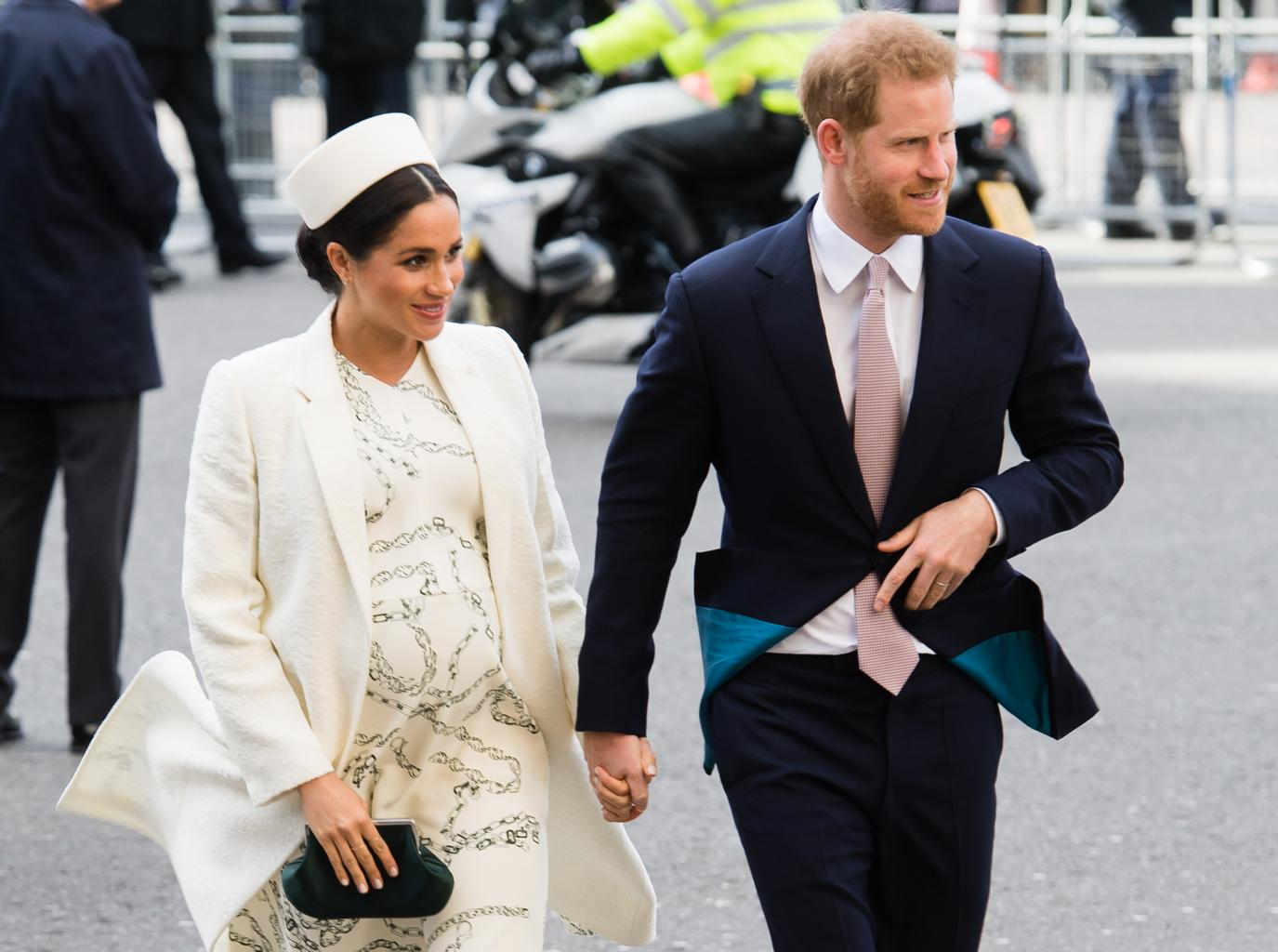 Prince Harry and Meghan Markle split from Prince William and Kate Middleton