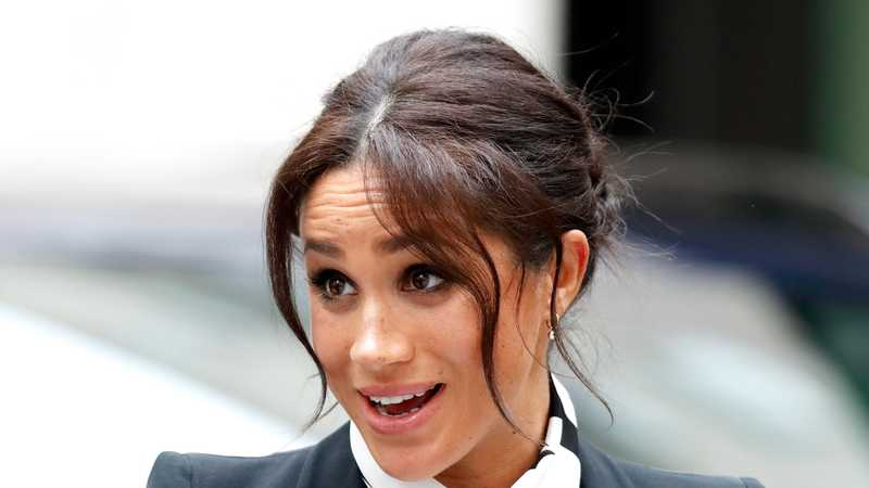 Meghan Markle's Second Baby Shower Will Be Much More Chill - Here's Who's On The Guest List