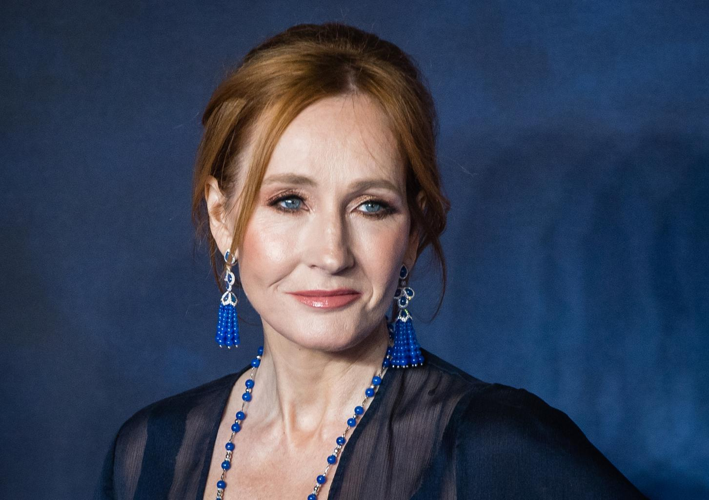 J.K. Rowling Opens Up About Dumbledore and Grindelwald