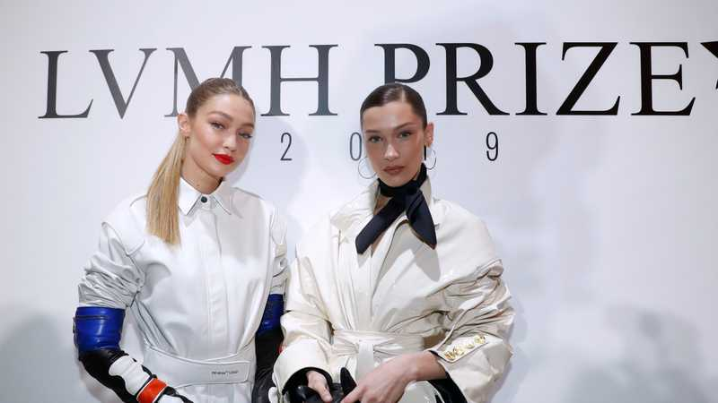 Gigi And Bella Hadid Have Been Spotted Holding Actual Books